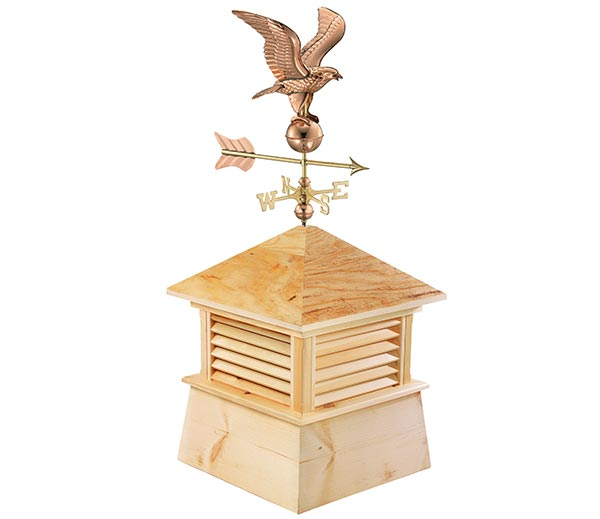 18-Square-Kent-Wood-Cupola-with-Cottage-Eagle