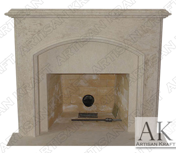 Avalon Fireplace Mantel Surround