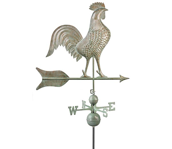 Barn-Rooster-Estate-Weathervane-Blue-Verde-Copperr