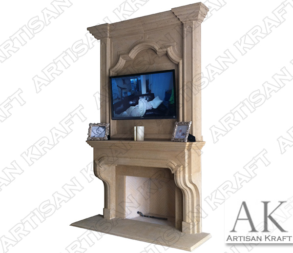 CLASSIC-ENGLISH-FIREPLACE-OVERMANTEL