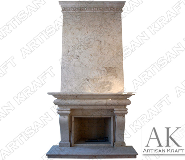 CLASSIC-FRENCH-FIREPLACE-OVERMANTEL