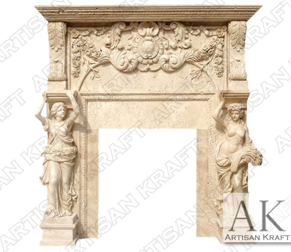 DIANA-FIREPLACE-OVERMANTEL