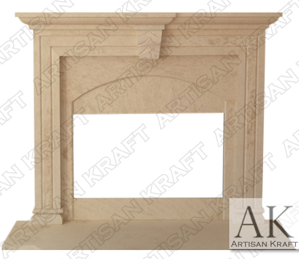 Freemont Fireplace Mantel Surround
