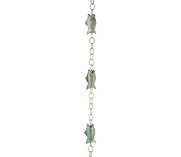 Fish-Rain-Chain---Blue-Verde-Copper