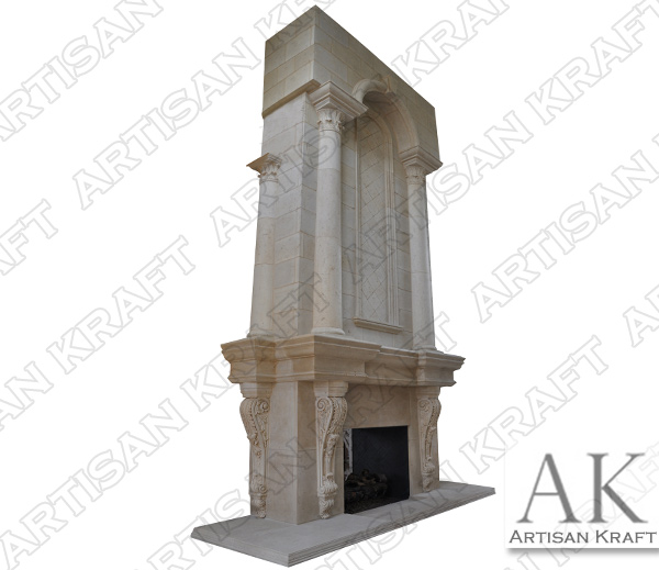 GRAND-TRADITION-FIREPLACE-OVERMANTEL