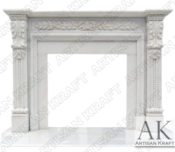 Hinsdale Fireplace Mantel