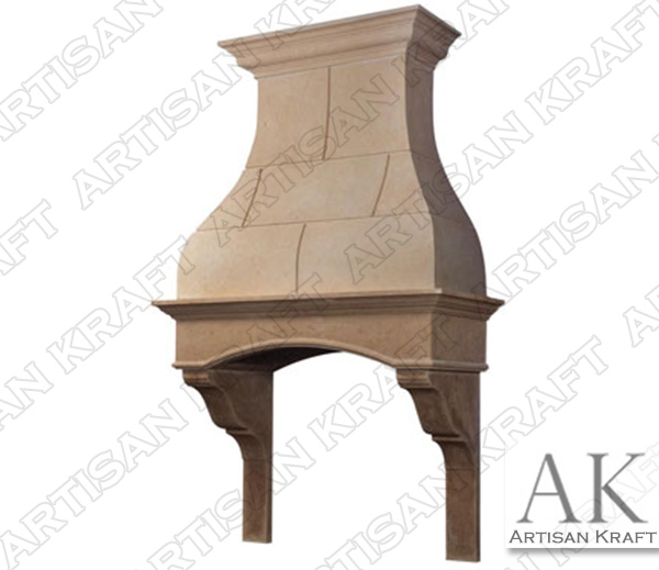 Hampton Stone Kitchen Hood