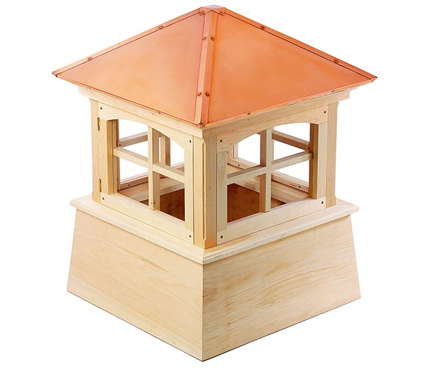 Huntington-Cupola-84-inches-x-105-inches wood