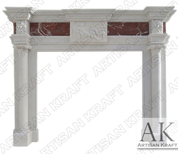 IMPERIAL-BARRINGTON-COLUMN-MANTEL