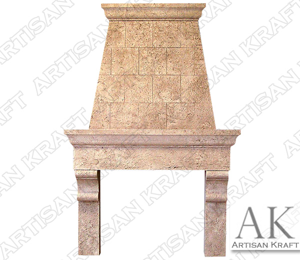 ITALIAN-COUNTRY-FIREPLACE-OVERMANTEL