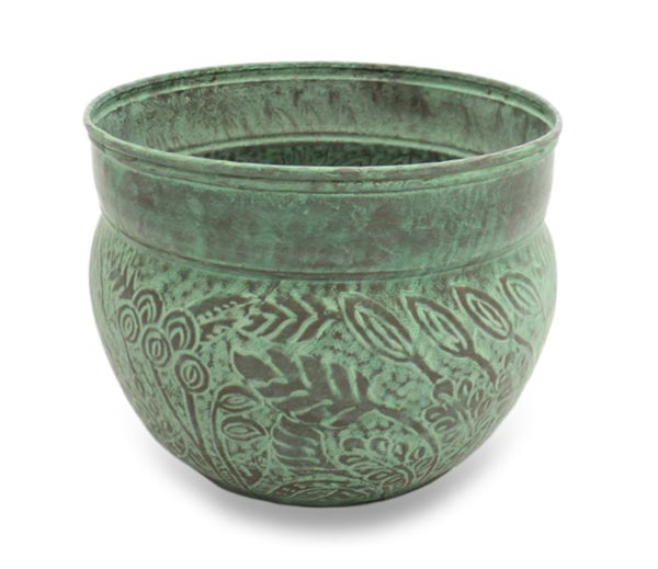 Key-West-Hose-Pot-Blue-Verde-Brass