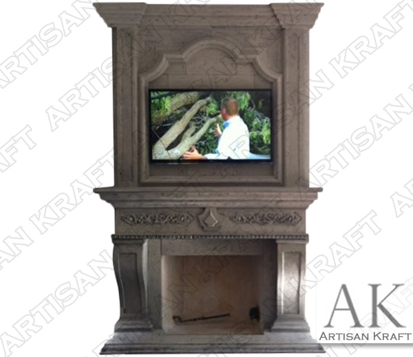 LEON-FIREPLACE-OVERMANTEL