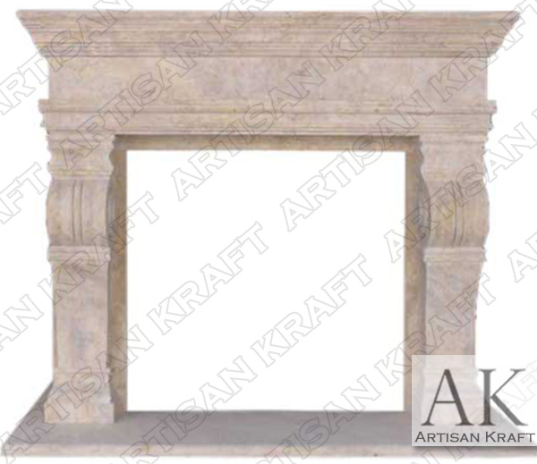 Melrose Fireplace Mantel
