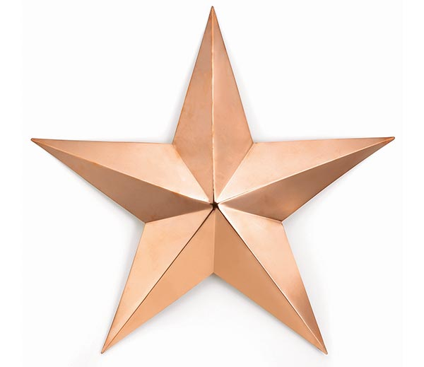Medium-Copper-Star-Polished-Copper