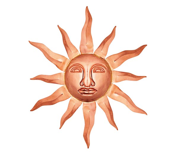 Medium-Sunface-Polished-Copper