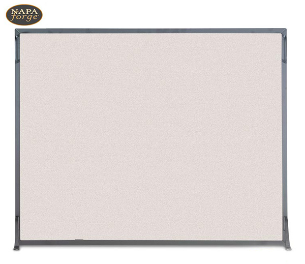 Napa-Forge-Flat-Panel-Fireplace-Screen