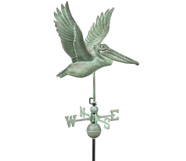 Pelican-Weathervane-Blue-Verde-Copper