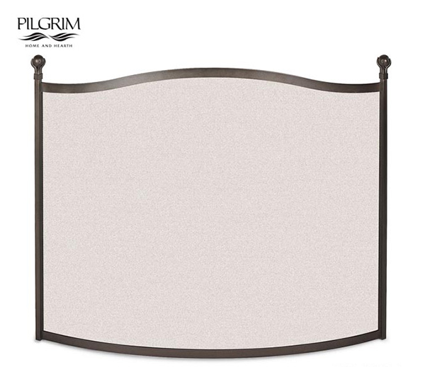 Pilgrim-Bowed-Ball-&-Claw-Fireplace-Screen
