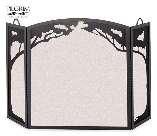 Pilgrim-Grand-Oak-Tri-Panel-Fireplace-Screen