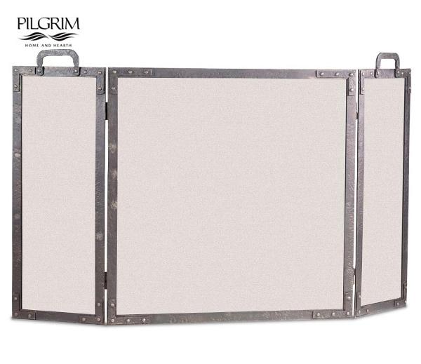 Pilgrim-Old-World-Fireplace-Folding-Screen