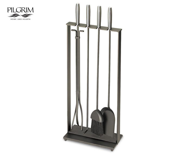 Pilgrim-Soldiered-Row-Modern-Fireplace-Tool-Set