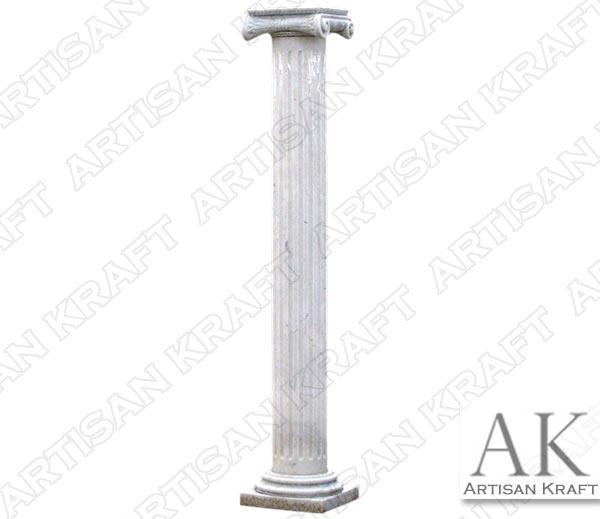 Roman-Ionic-Fluted-Column