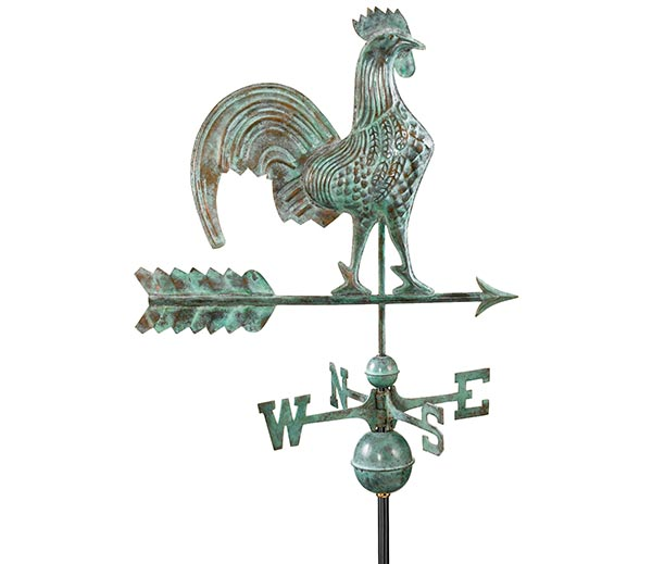 Rooster-Weathervane-Blue-Verde-Copper