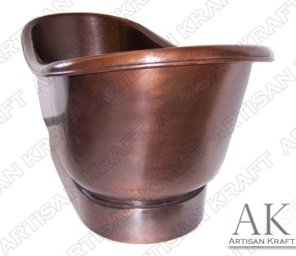 Smooth-Copper-Bath-Tub
