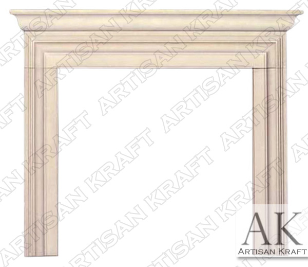 Austin Contemporary Mantel