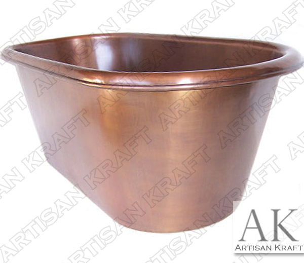 Terra-Smooth-Copper-Tub