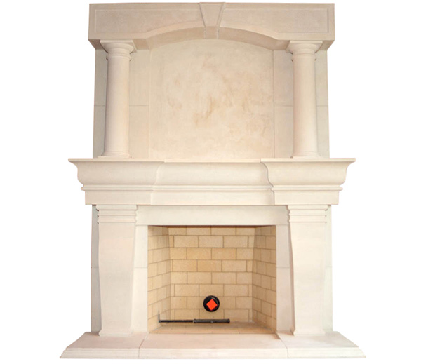 Overmantel Fireplaces