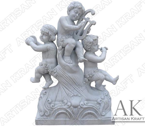 cherubim-marble-statue-sculpture
