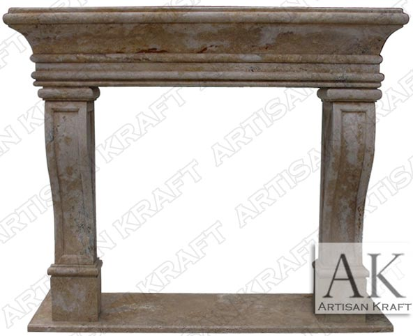 Leon Travertine Surround