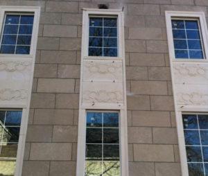 limestone panels