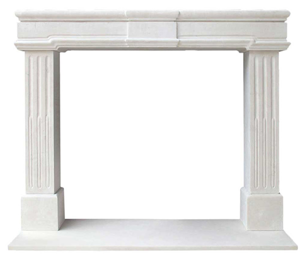 Newport Limestone Mantel Surround