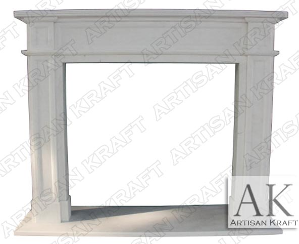 Regent Marble Fireplace